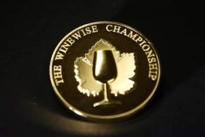 Food & Wine: The Winewise Championship Medal. 27th of February 2013. Canberra Times Photograph by Jeffrey Chan
